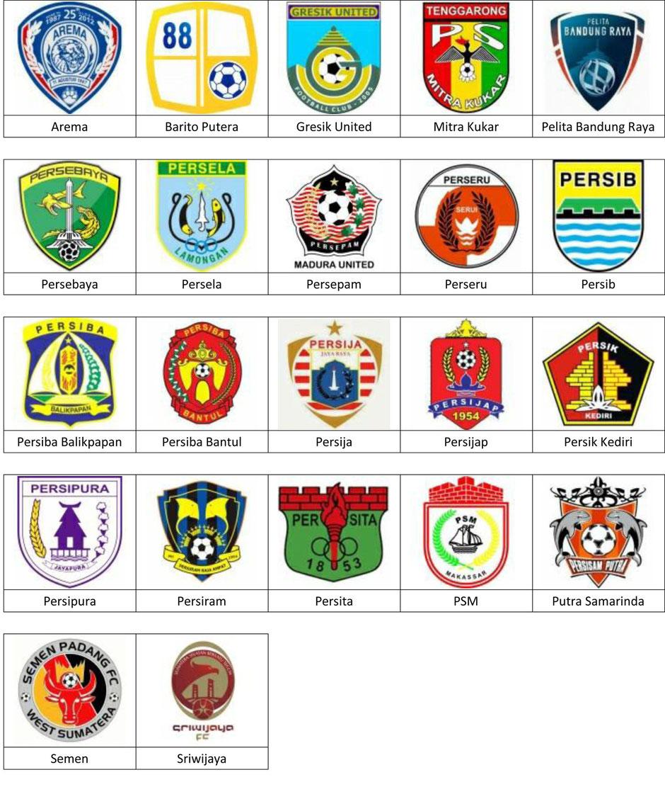 equipos futbol indonesia