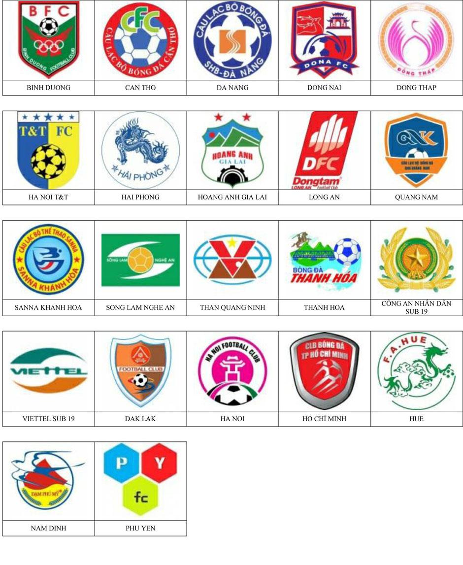 equipos futbol vietnam
