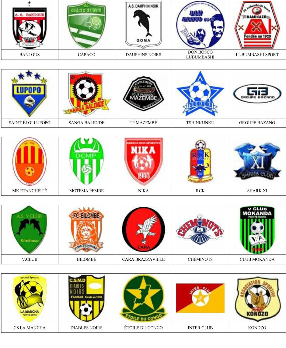 equipos futbol congo