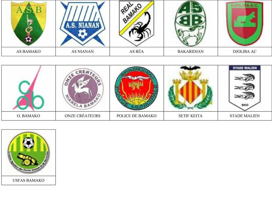 equipos futbol mali