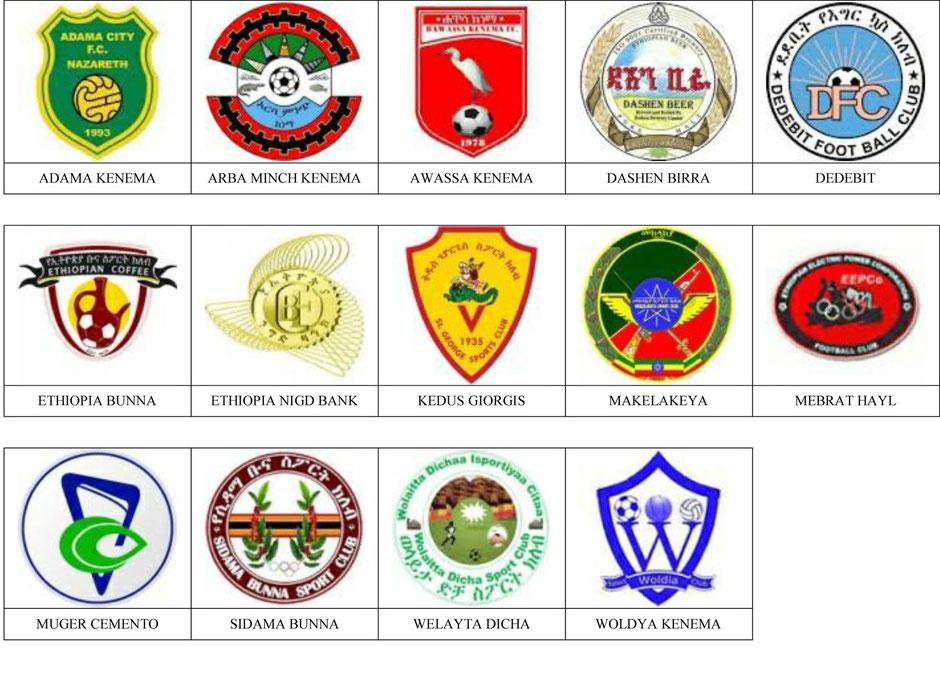 equipos futbol etiopia