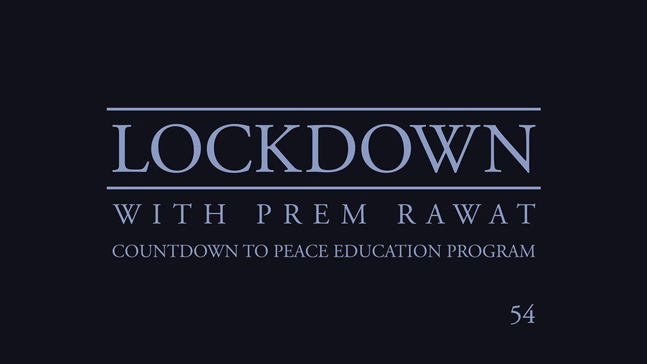 LOckdown Tag 54