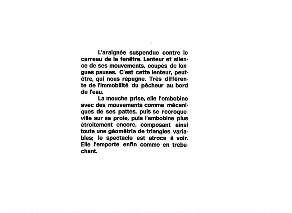 pagina di testo composta e stampata tipograficamente in nero