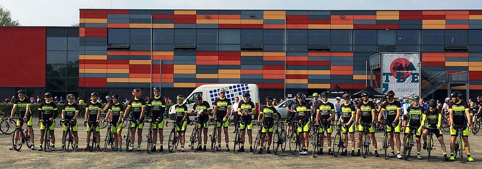 Erster German Cycling Cup Wettkampf / Tour de Energie / Göttingen
