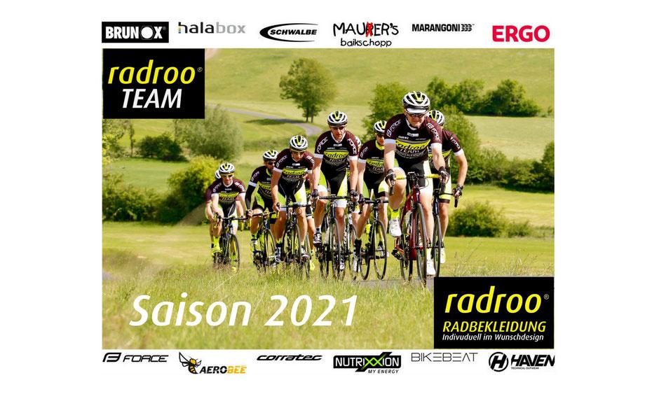 Wir freuen uns auf eine spannende Saison 2021 mit dem Ziel als TEAM weiterhin zu wachsen.