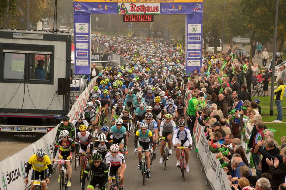 3. Etappen, Gesamtwertung und German Cycling Cup stehen ab Freitag auf dem Programm