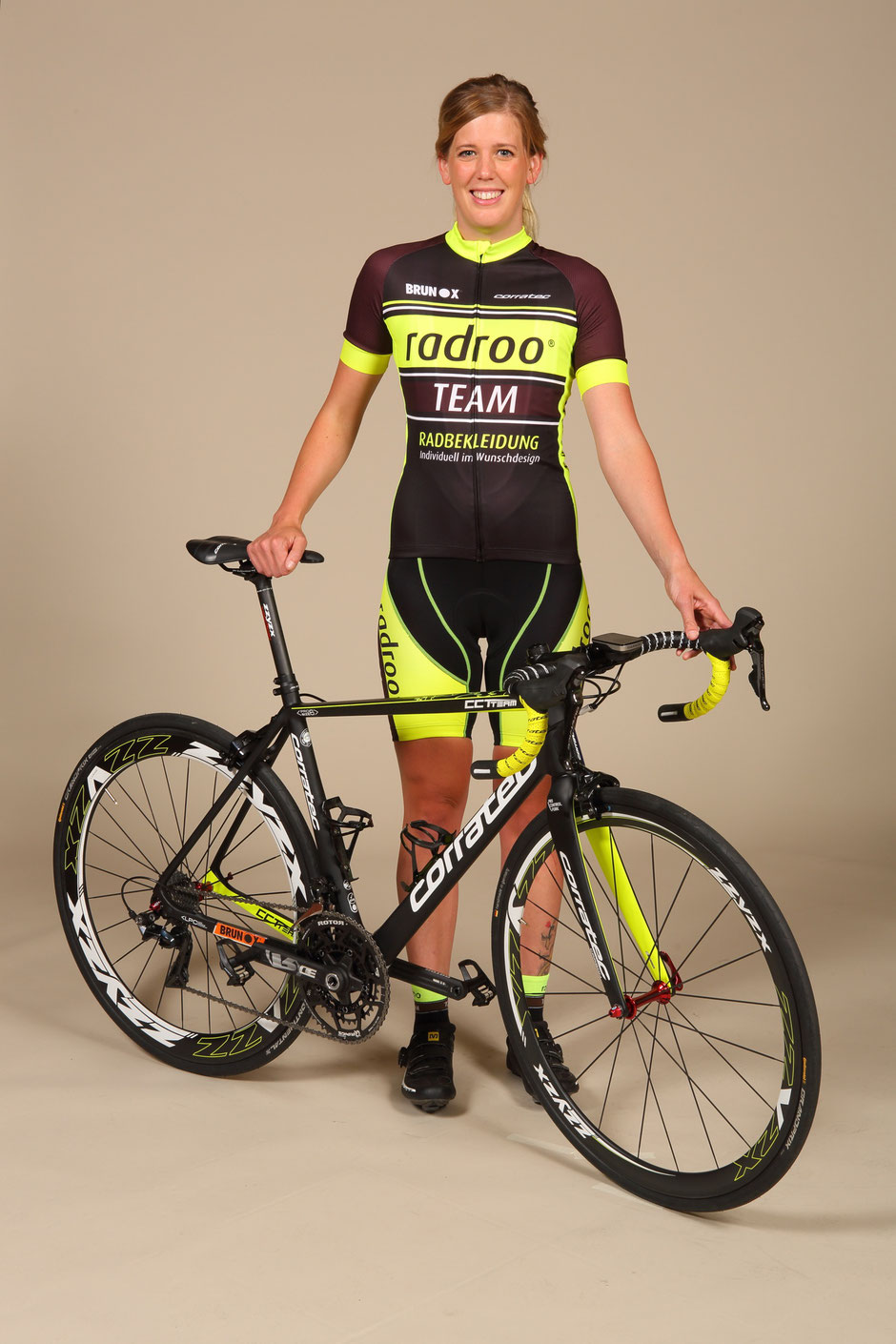 """""""...mittlerweile ist das Radfahren meine Lieblingsdisziplin beim Triathlon geworden."""""""
