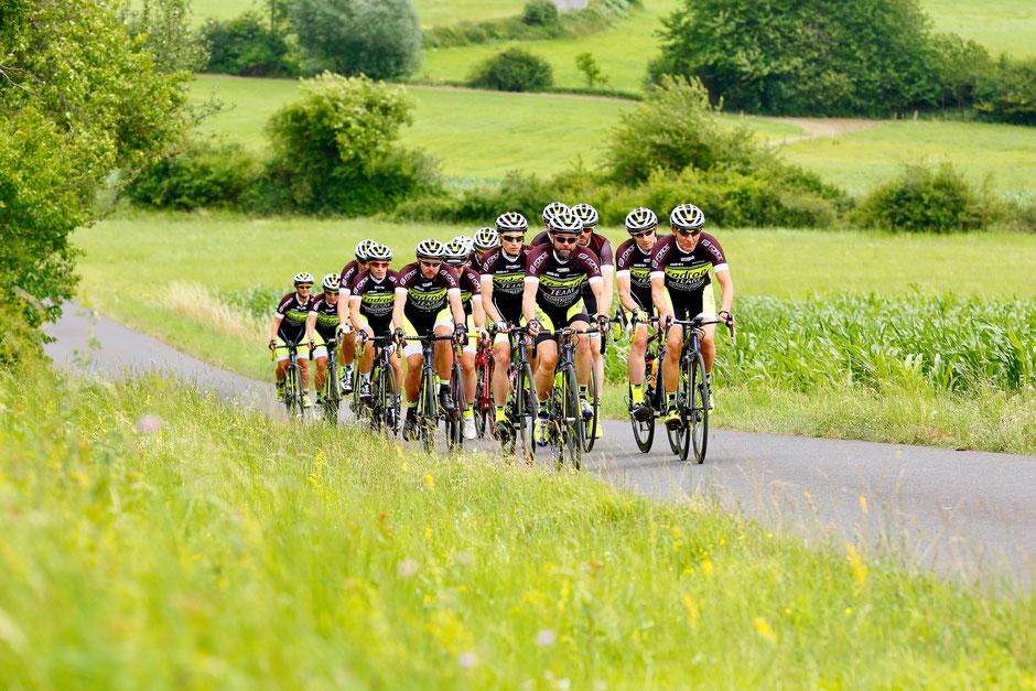 Radsport ist ein Teamsport und der entscheidet auch den Rennerfolg.