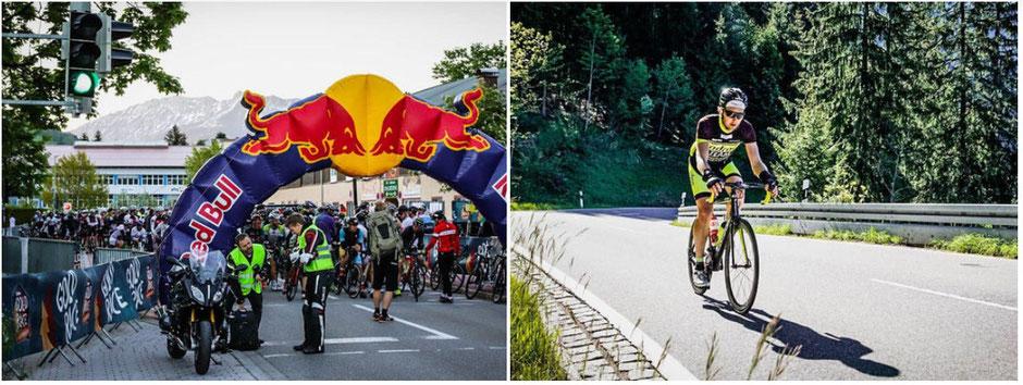 """Athlet Tim Rühle: """"Weiter geht's für mich mit viel Trainingsarbeit und der weiteren Steigerung von Umfängen – rasant in Richtung Ironman Zürich!""""  <<"""