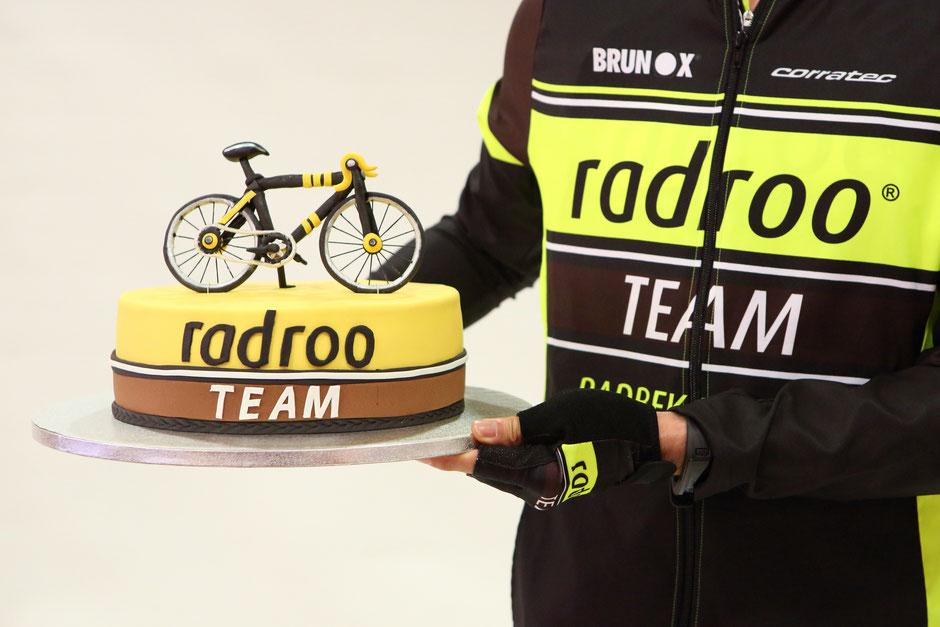 Das radrooTEAM sagt HERZLICHEN DANK  und geht mit BRUNOX® gemeinsam 2018 in seine 3.Saison