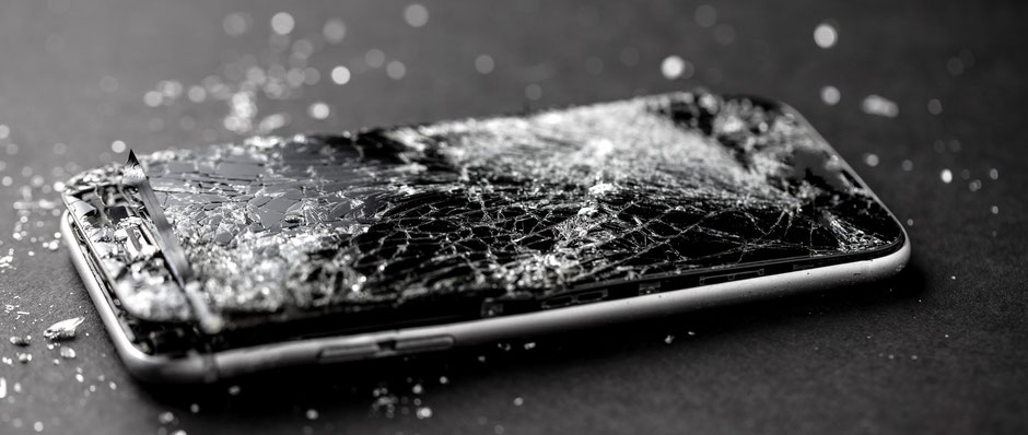 reparation iPhone ecran cassé orly 94 val de marne ile de france