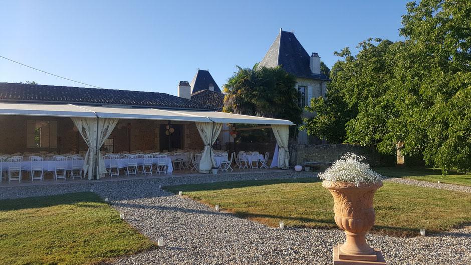 Anniversaires baptêmes et communion dans un cadre champêtre et chic du Lot-et-Garonne