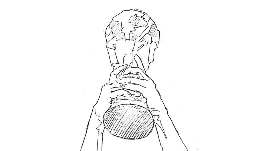 GÖ for it: Göninho = freier Texter Göran Keetz, Hamburger Werbetexter & SEO-Texter, ist erster und bisher einziger Werben & Verkaufen Textweltmeister und gewinnt die W&V-Texter-WM, Texterweltmeisterschaft; Weltmeistertexter.