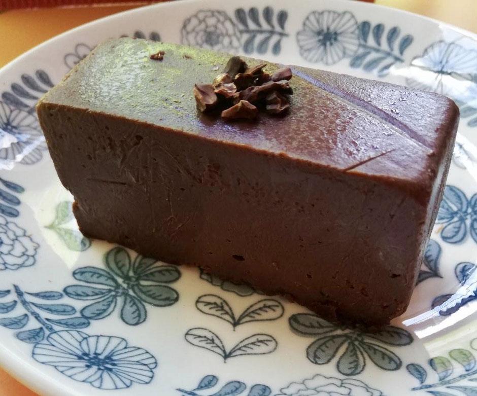 ビーントゥバーチョコレートのテリーヌドショコラ