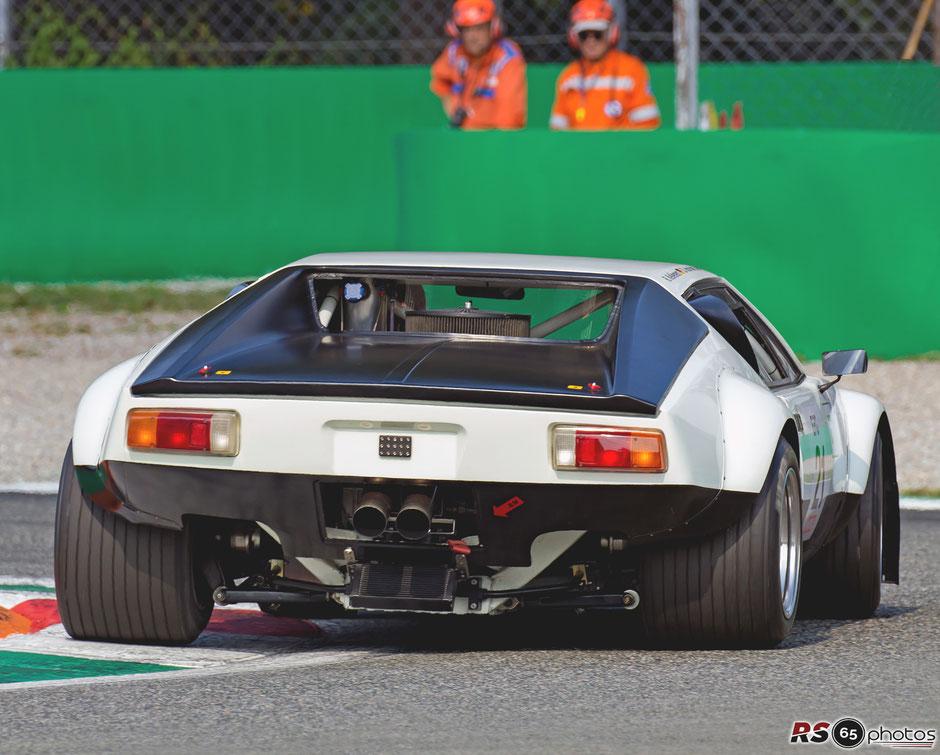 De Tomaso Pantera - Monza Historic 2019