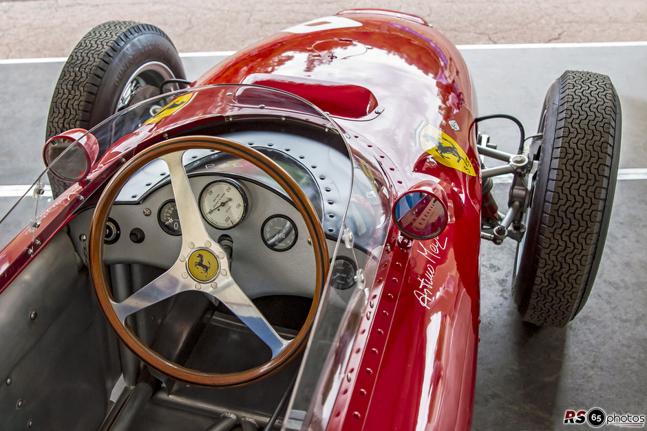 Ferrari 156 - Solitude Revival 2019