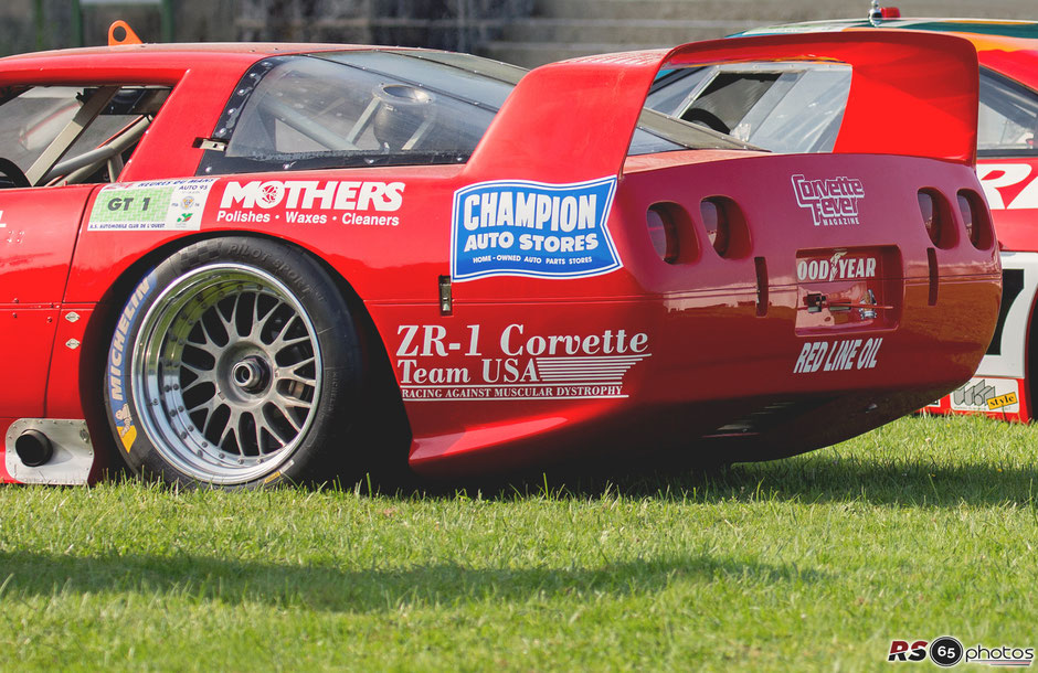 Chevrolet Corvette ZR1 Le Mans