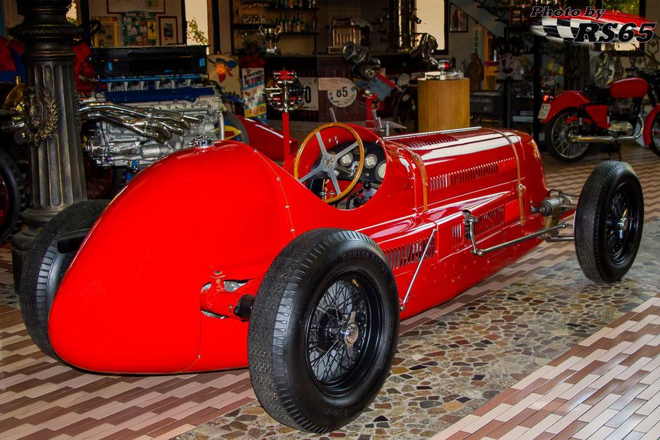 Maserati 6C 34 Umberto Panini Museum