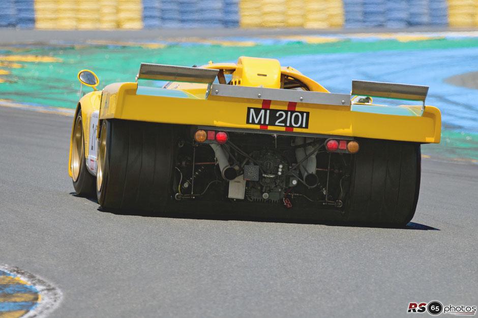 Ferrari 512 M - Le Mans Classic 2018