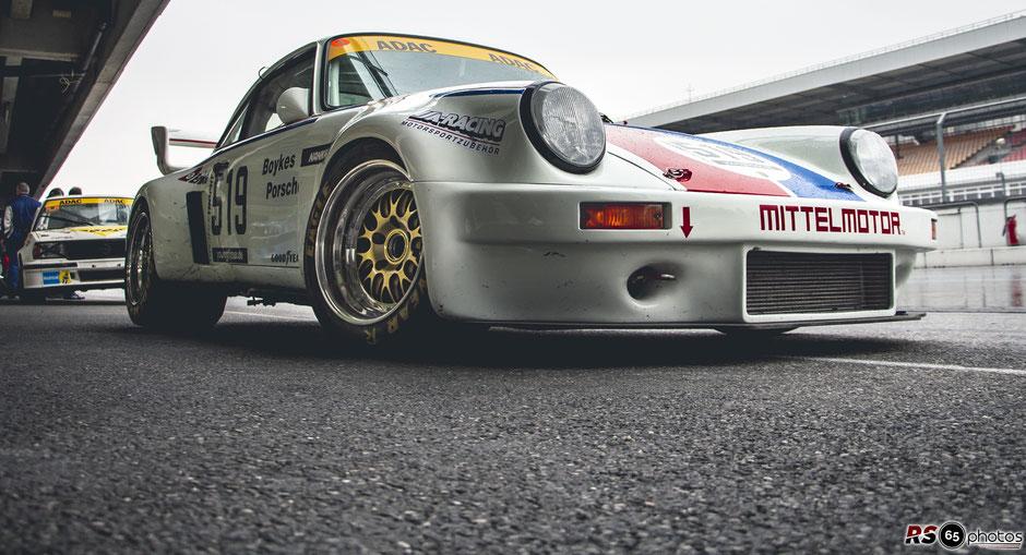 Porsche 911 RSR - Oliver Boyke
