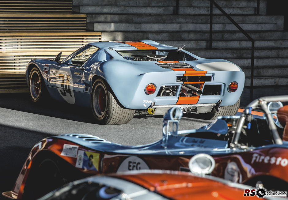 Ford GT40 - ROFGO Collection