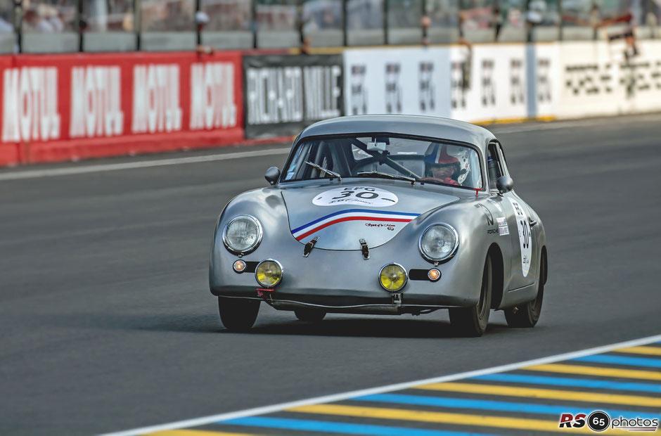 Porsche 356 Pre-A - Le Mans Classic 2018