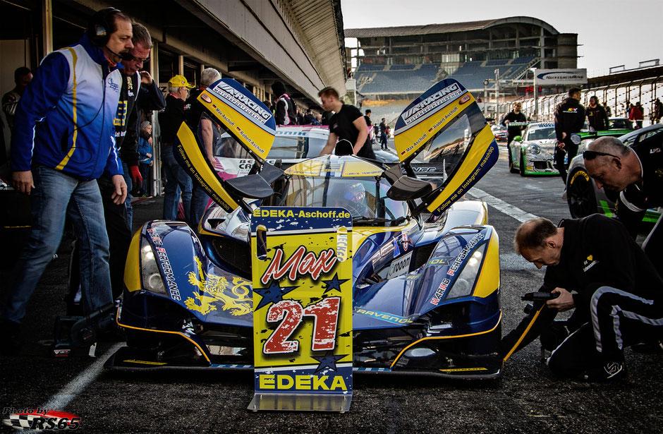 Praga R1 Turbo - Max und Robert Aschoff - DMV GTC 2018 - Hockenheimring