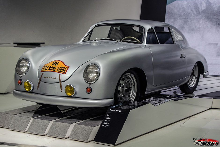 Porsche 356 SL - Porsche Museum