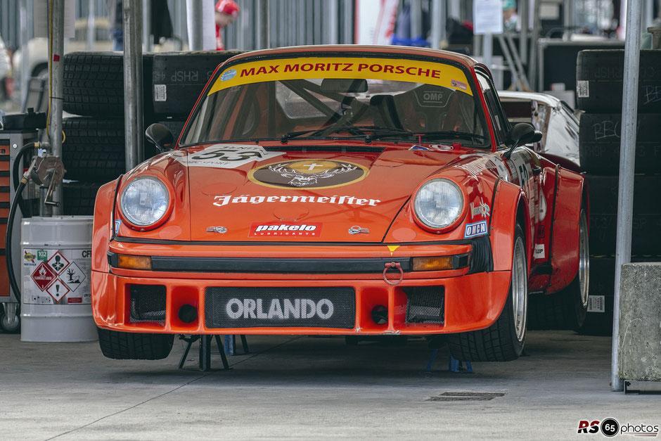 Porsche 934 - Monza Historic 2019