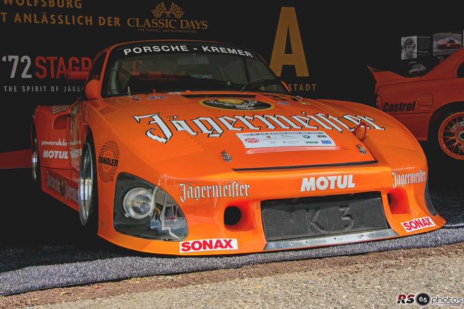 Porsche 935 K3 - '72STAGPOWER - THE SPIRIT OF JÄGERMEISTER RACING