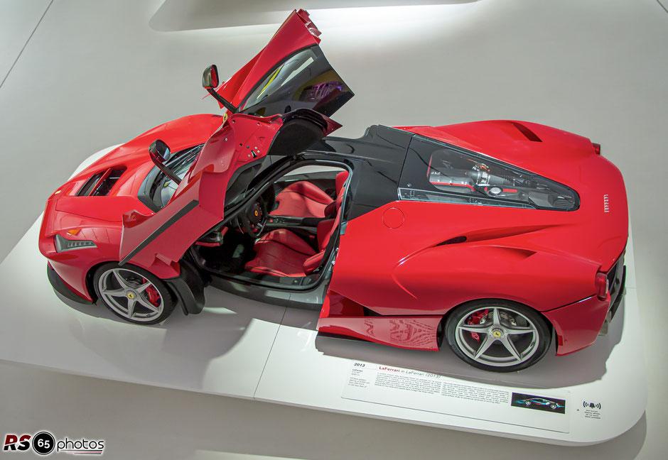Ferrari LaFerrari - Enzo Ferrari Museum Modena