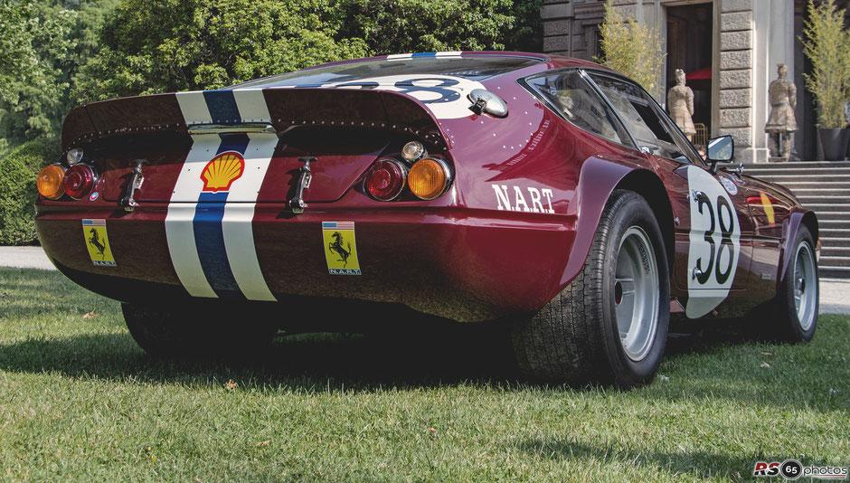 Ferrari 365 GTB/4 Competizione - Concorso d'Eleganza Villa d'Este