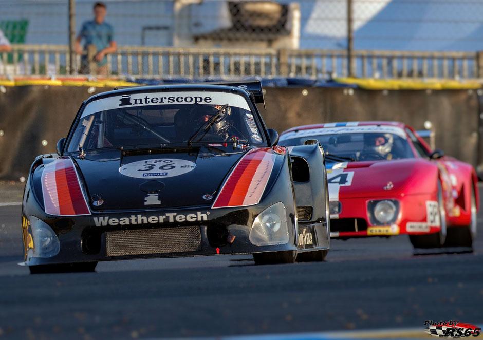 Porsche 935 K3 - Le Mans Classic 2018 - Mac Neil/Jeannette