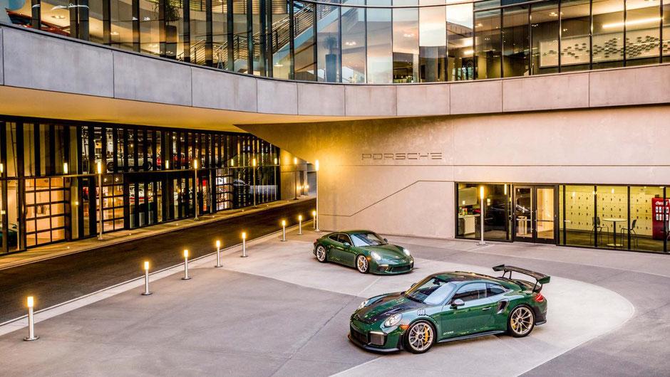 911 GT2 RS, 911 GT3 Touring, Porsche Experience Center Atlanta