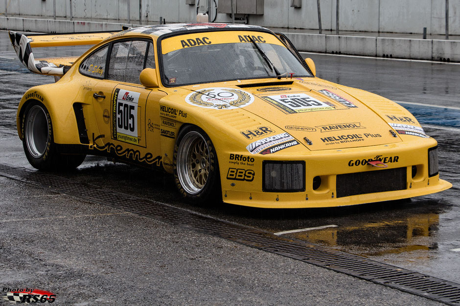 Porsche 935 K1 - Daniel Schrey