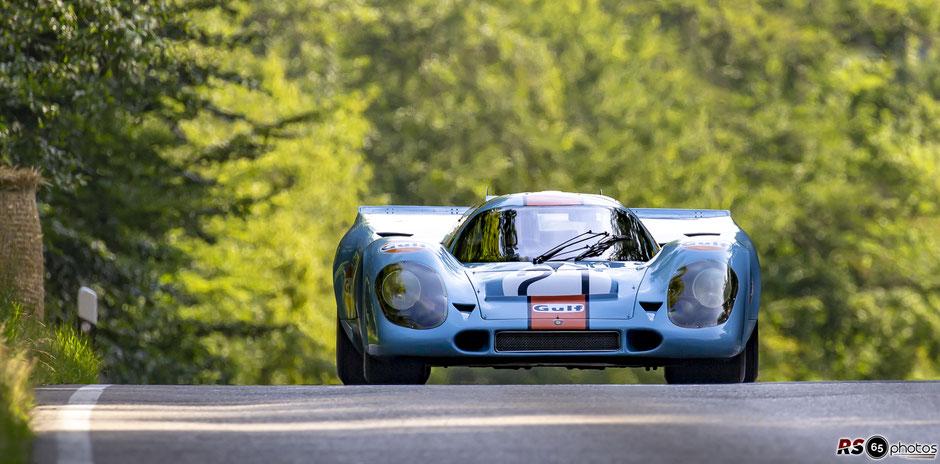 Porsche 917 - Porsche Museum - Solitude Revival 2019
