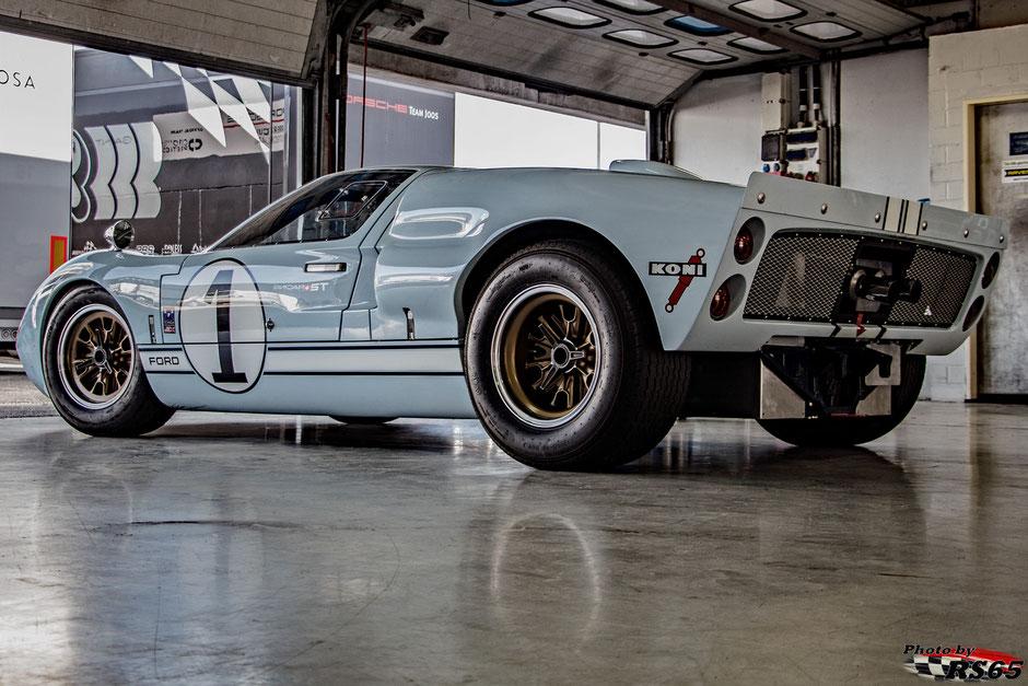 Ford GT40 - Hockenheimring 2018