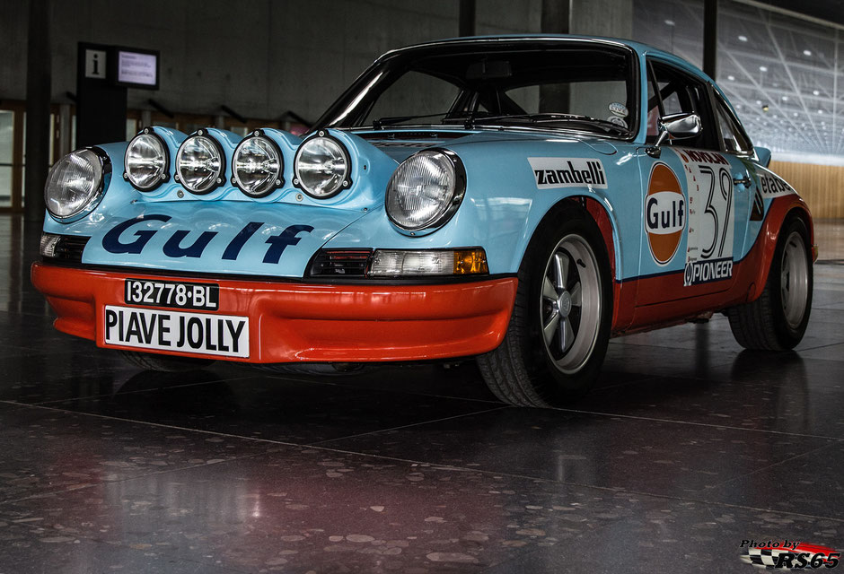 Porsche 911 2.7 RS - ROFGO Collection - Retro Classics Stuttgart 2020