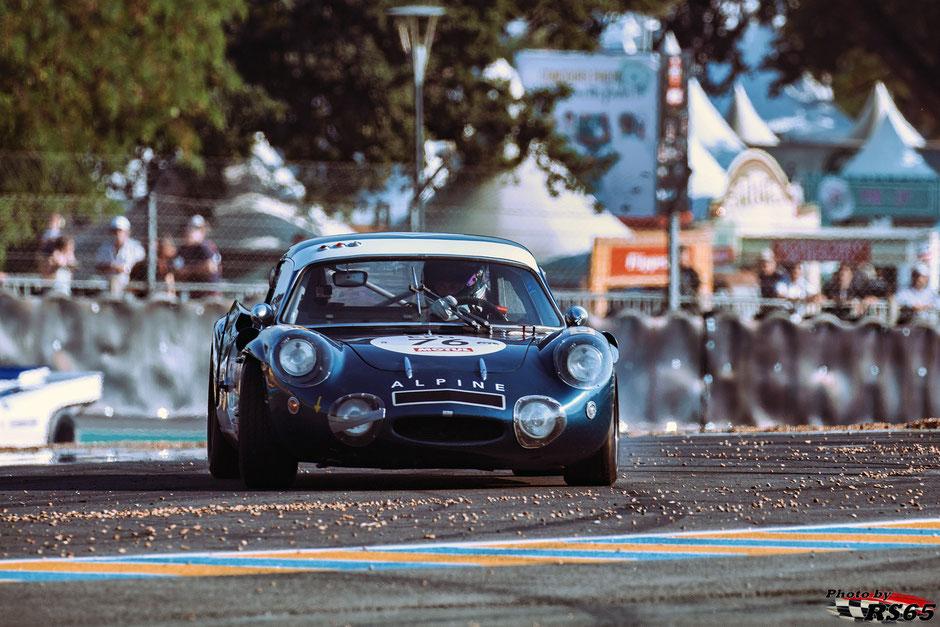 Alpine A210 - Le Mans Classic 2018