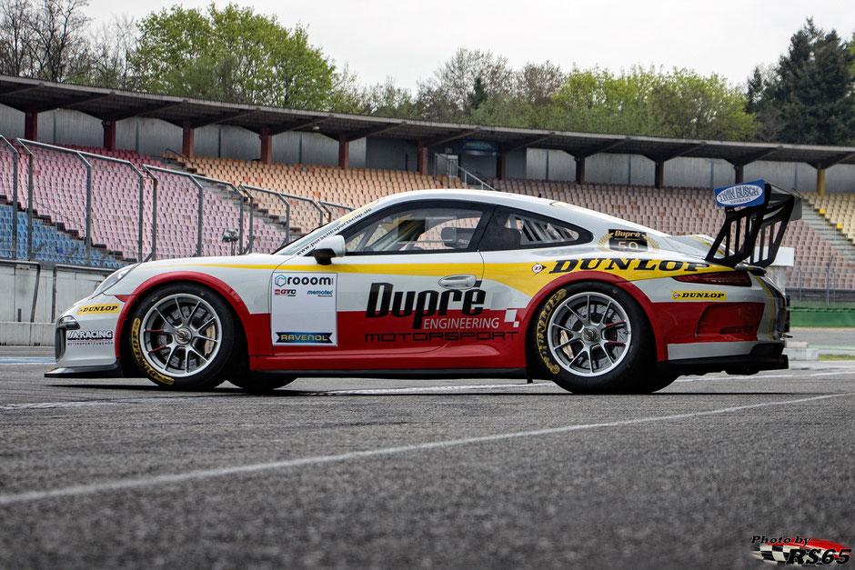 Porsche 991 GT3 Cup - Christoph Dupré/Claus Dupré