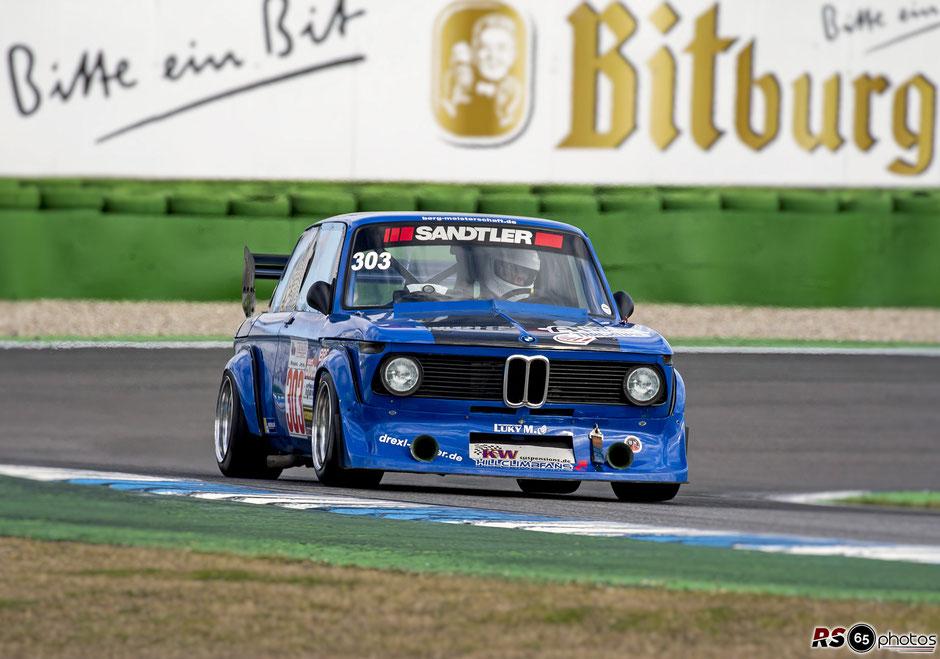 BMW 2002 - Norbert Wimmer - KW Berg-Cup - Hockenheimring 2021