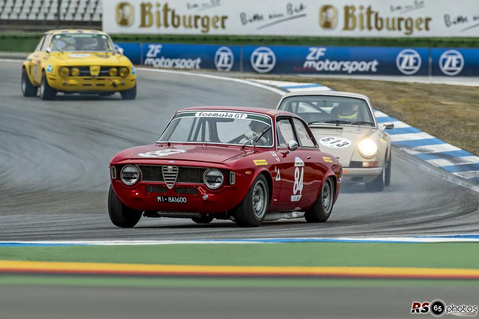 Alfa Romeo Giulia Sprint GTA - Formula GT München - HTGT