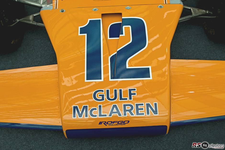 McLaren M16