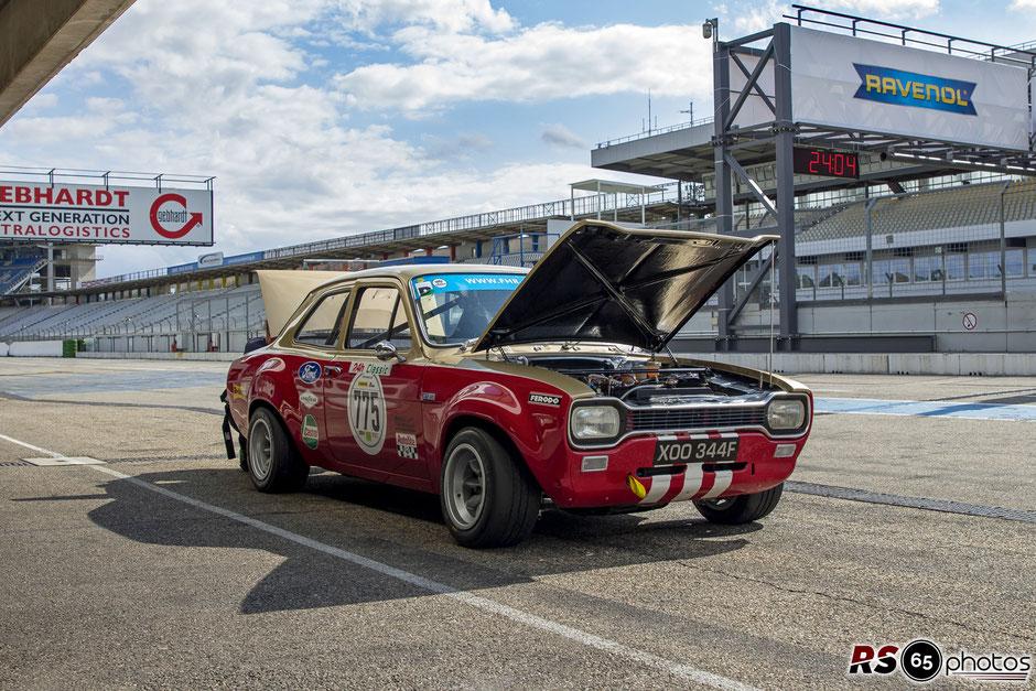 Ford Escort MK1 RS1600 BDA - Timm Meinrenken - Bosch Hockenheim Historic - das Jim Clark Revival 2021