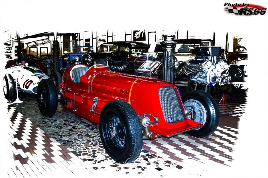 Maserati 6C 34 Umberto Panini Kollektion