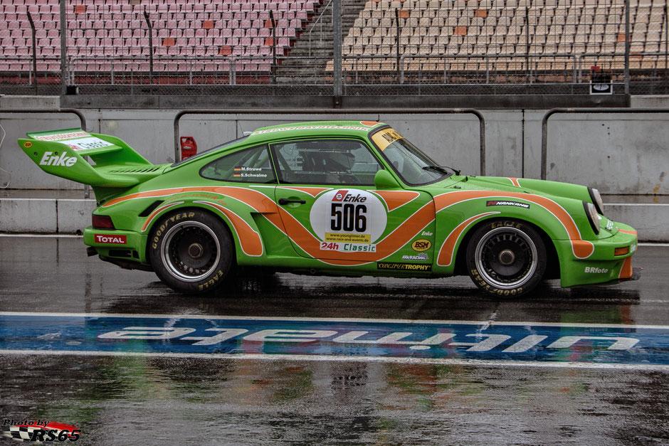 Porsche 911 RSR - Maximilian Struwe/Sascha Schwalme