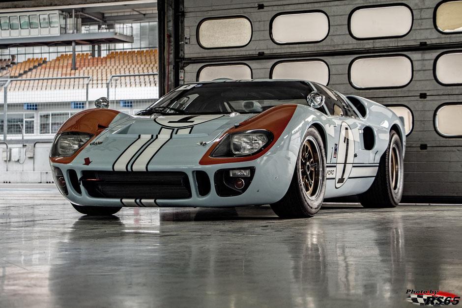 Ford GT 40 - Hockenheimring 2018