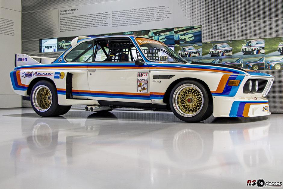 BMW 3.0 CSL - BMW Museum München
