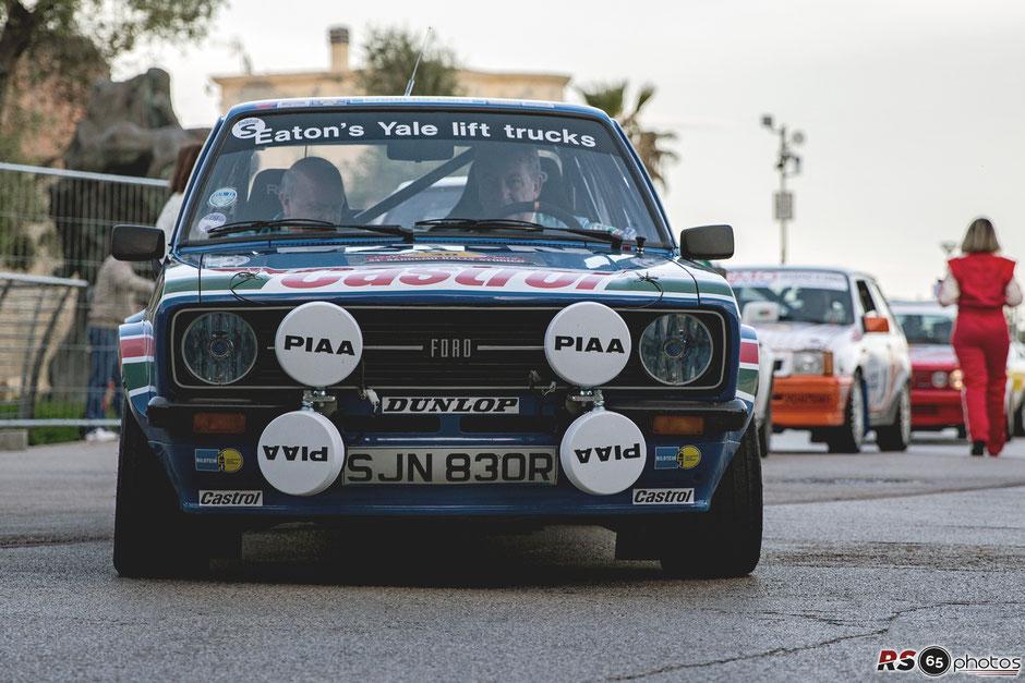 Ford Escort RS - Sanremo Rallye Storico 2019