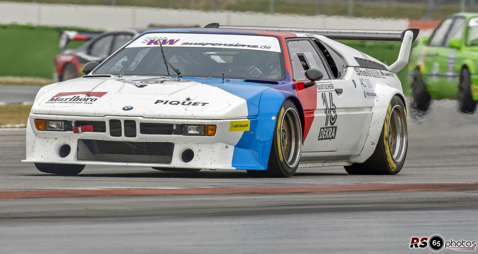 BMW M1 Procar - Ronny Scheer - FHR Spring Classic - Hockenheimring 2021